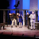 Image of Hamlet at Newton South High School